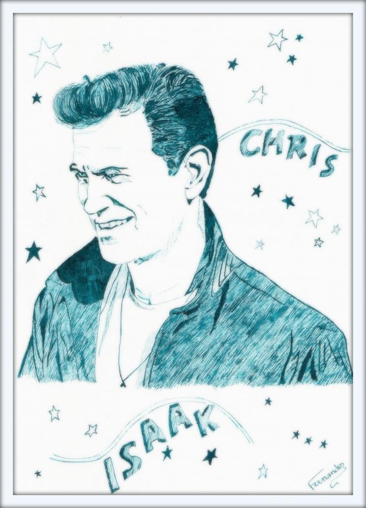 Chris Isaak par Clint
